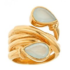 Designed in New York City, Julie Vos fashion jewelry is made using semi-precious gemstones, pearl and fused glass, hand set in gold plate. I Love Jewelry, Jewelry Box, Jewelry Design, Unique Jewelry, Jewlery, Teardrop Ring, Semi Precious Gemstones, Women's Accessories, Fashion Jewelry