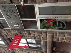 Cafe lift in Philadelphia