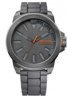 5d51abb4e6bd BOSS Orange - NEW YORK - Uhr - schwarz Hugo Boss Watches