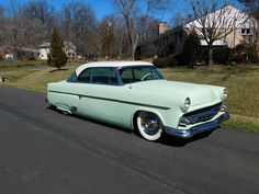 30 Best chopped 1952   1954    fords images      1954       ford     Car