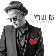 My Stupid Heart by Shawn Mullins - CD Album Damaged Case