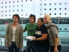 RBD no aeroporto e hotel no Rio de Janeiro, Brasil (08-09.05.08) - 004 - RBD…