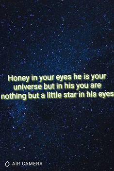 Hopeless Romantic, Little Star, His Eyes