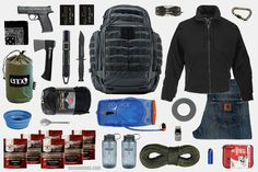 A bug-out bag is a portable, carefully-curated collection of items necessary to effectively evacuate and survive for at least 72 hours during an emergency. Each week we'll curate a new bug-out bag as a guide for those looking to build their own bug-out kit...Read More