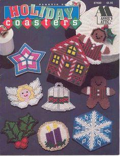 Holiday Coasters 1/6