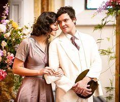 Filomena (#DéboraNascimento) e Candinho (#SergioGuizé) são  os próximos a casar #ÊtaMundoBom