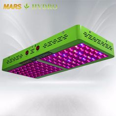 Mars Hydro Reflector96*5W Grow Light led with Growth Flower Switches IR light for Indoor Grow,Hydroponic