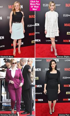 'Mad Men' Finale Party Best Dressed: Christina Hendricks & More