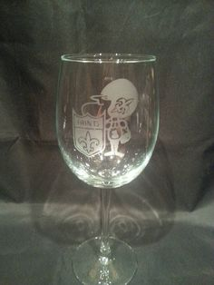Hey, I found this really awesome Etsy listing at https://www.etsy.com/listing/192068842/new-orleans-saints-sir-saint-etched-wine