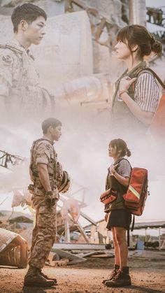 Kites-Korean Dramas-[KBS 2016] Hậu Duệ Của Mặt Trời: Song Joong Ki,Song Hye Kyo,Jin Goo,Kim Ji Won,SHINee Onew ~ Vietsub E06 SD HD + Online|Tham gia game nhận sức gió ở trang 235 #2349-Trang 242 - We Fly