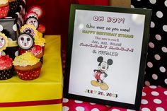 Ethans 2nd Birthday Party - Mickey Mouse