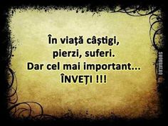 In viata castigi, pierzi, suferi - Sugubat Photos Tumblr, Jaba, Spiritual Quotes, Spirituality, Google, Life, Traveling, Wallpaper, Friends