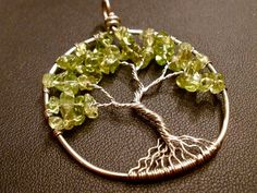 Tree of life necklace :)