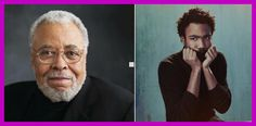 James Earl Jones to voice Mufasa and Donald Glover to voice Simba in THE LION KING!