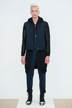 Miharayasuhiro | Fall 2014 Menswear Collection | Style.com