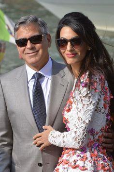 Mariage Clooney & Amal Alamuddin