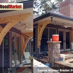 Wooden Cedar Bracket 13T1 | Products I Love | Pinterest | Woods