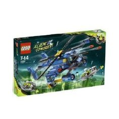 Rocket Ship Toy - LEGO Space Jet-Copter Encounter LEGO space jet helicopter (japan import)
