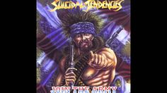 SUICIDAL TENDENCIES - Join The Army [1987] FULL ALBUM