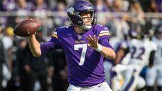 Vikings overcome slow start, beat Browns in London, Minnesota Vikings Football, Fan Store, Custom Printed Shirts, College Football, Football Helmets, Nfl, London, Free Shipping