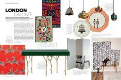 Ginger & Jagger Fig Tree Console | Casa Vogue Brasil | Nov 2012