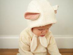 Lamb Bonnet   Purl Soho