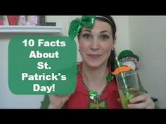 His name wasn't even Patrick...these St. Patrick's Day facts will blow your mind! #YouTube