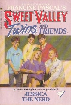 Jessica the Nerd (Sweet Valley Twins #61)