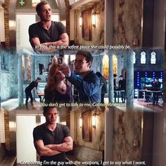 #Shadowhunters - Season 1 Episode 4