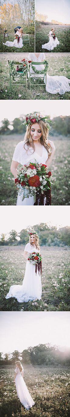 Осенняя свадьба... георгиновый букет... - My Wedding