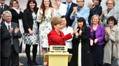 General Election 2015: Nicola Sturgeon said Scotland's voice would be heard louder than before
