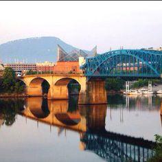 Chattanooga, TN - my hometown!!!