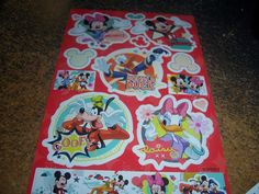 Mickey Mouse and the Gang Stickers