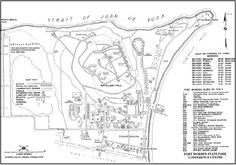 Maps of Fort Worden State Park: I <3 this place and Port Townsend!!