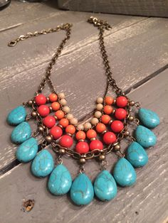 Sunset! Premier Designs 2015 Spring.  Contact me to get YOUR jewelry free!!   Http://bedazzledbydeb.mypremierdesigns.com - email me for access code:  bedazzledbydeb@comcast.net