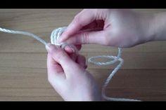 Affenfaust-Knoten - eine Anleitung