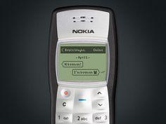 Whatsapp for Nokia 1100 / Gustavo Zambelli