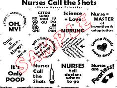 Nurses Call the Shots Quilt Fabric Panel - Shop Our Online Quilt Store