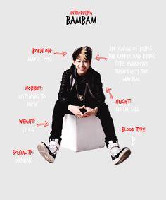 Introducing BamBam | BamBam's profile