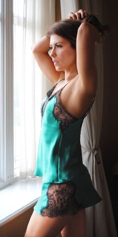 Fall in love with the luxurious, sensual silk shorts and camisole, hand crafted from fine silk satin and inlayed Chantilly lace. For a beautiful Valentine's Day gift. Funny Gifts For Men, Best Gifts For Men, Silk Sleepwear, Valentines Day Gifts For Her, Silk Shorts, Chantilly Lace, Boyfriend Gifts, Timeless Fashion, Lounge Wear