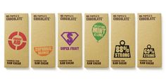 Awesome chocolate packaging