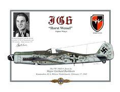 Focke-Wulf Fw 190 Würger (English: Shrike)