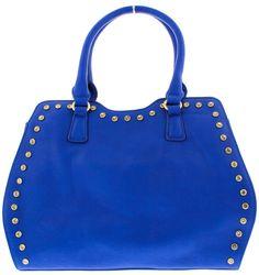 CARLENE BLUE WOMEN'S HANDBAG ONLY $19.88