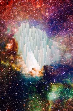 Space, Nebula, Symphony | Espace, Nébuleuse, Symphonie