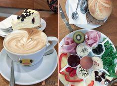 Frühstücken und Brunchen in Graz - die besten Frühstückslokale - Miss Classy Lokal, Tableware, Italian Breakfast, Graz, Home Made, Dinnerware, Tablewares, Dishes, Place Settings