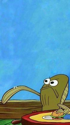 Spongebob: in crusty crab with hungarian problem :p Cartoon Wallpaper Iphone, Mood Wallpaper, Iphone Background Wallpaper, Aesthetic Iphone Wallpaper, Disney Wallpaper, Aesthetic Wallpapers, Wallpaper Spongebob, Iphone Wallpaper Sports, Spongebob Background