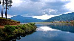 Lago Amanalco, Parque Nacional Nevado de Toluca.