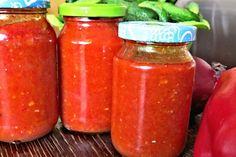 Zavařujeme (sterilujeme), nakládáme zeleninu - ty nejlepší recepty na zpracování zeleniny na jednom místě!   ReceptyOnLine.cz - kuchařka, recepty a inspirace Salsa, Food, Salsa Music, Meals, Yemek, Eten