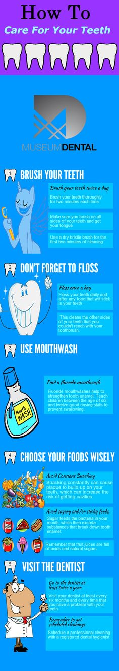 Tips to help care for your teeth!www.prodental.com#dental