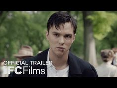 Nicholas Hoult Stars as Salinger in First Trailer for 'Rebel in the Rye' | FirstShowing.net